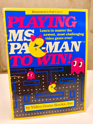 playing ms pac-man to win
