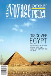 Voyage of the Planet Magazine Issue 8