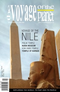 Voyage of the Planet Magazine Issue 9 - Final Johnathan Andrews Publication in the series