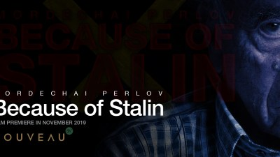 "Johnathan Andrews new film ""Because of Stalin"""