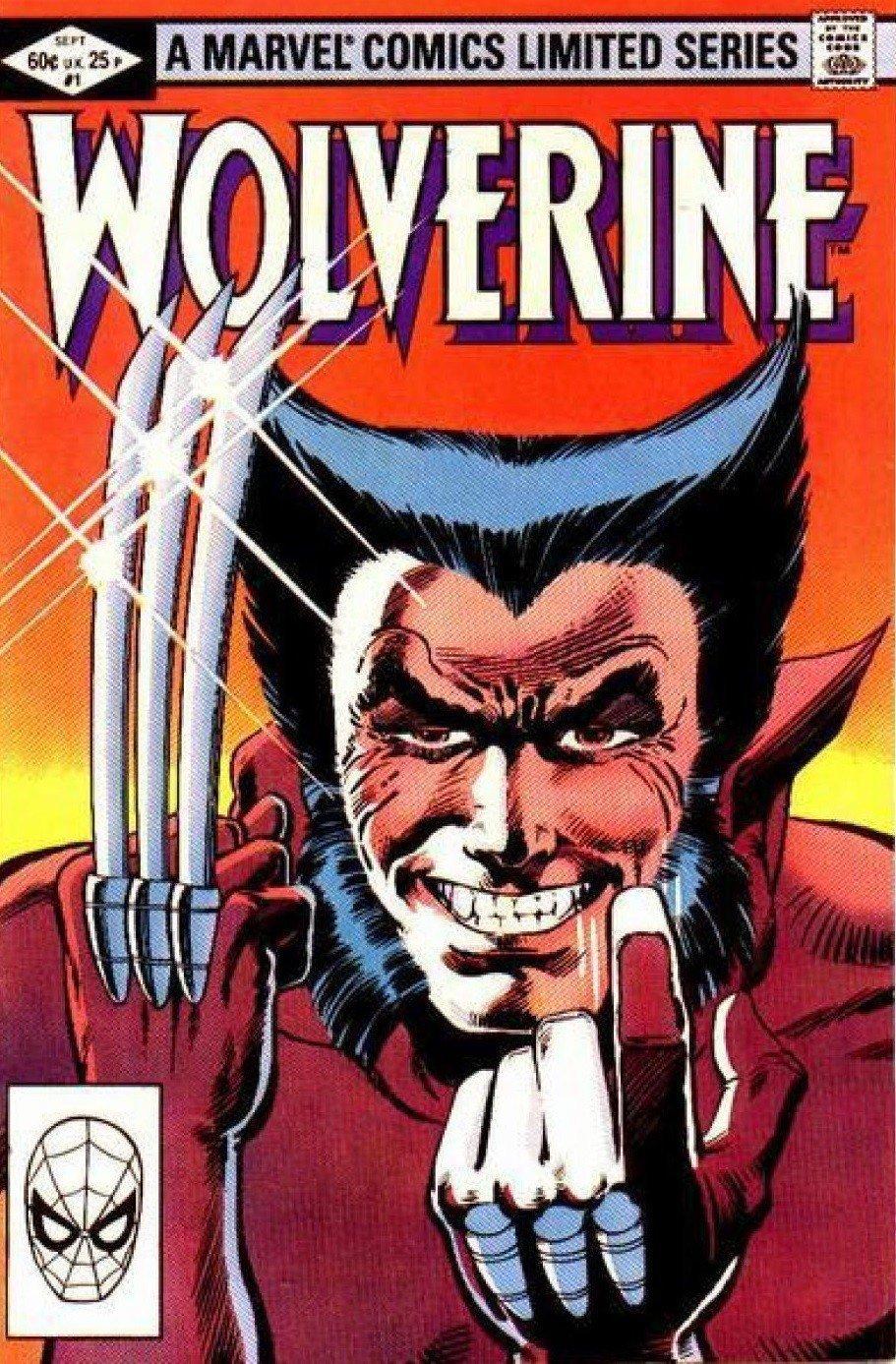Wolverine Beard Comic : wolverine, beard, comic, Wolverine's, Hair???, Grand, Comic, Historians