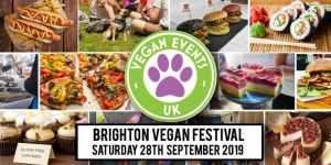 Brighton Vegan Festival 2019