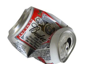 Crushed Beer