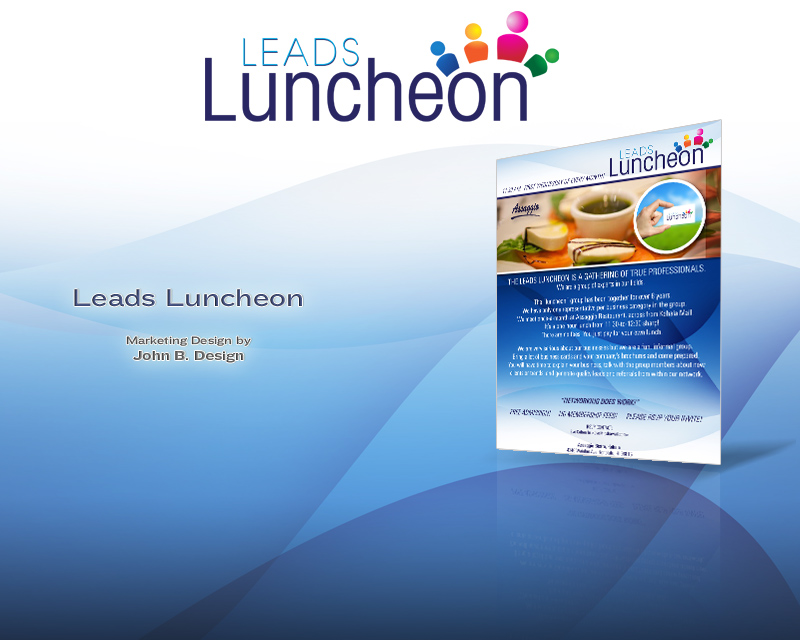 The Leads Luncheon