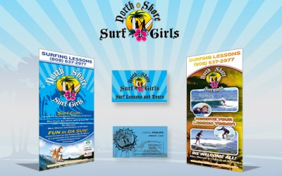 North Shore Surf Girls