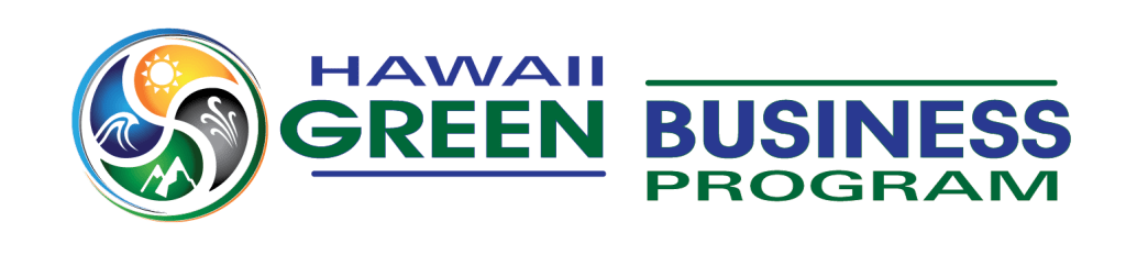 Hawaii Green Program Logo