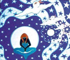 Jane Orleman: Moon Meditations - 1982