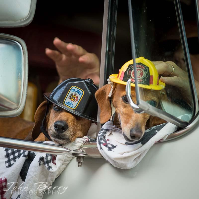 July/16/13:   Madison Fireman's Parade 2013