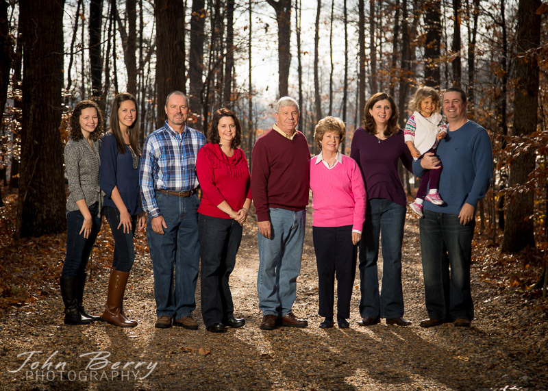 November/16/13:   Duncan and Lambrich Families.