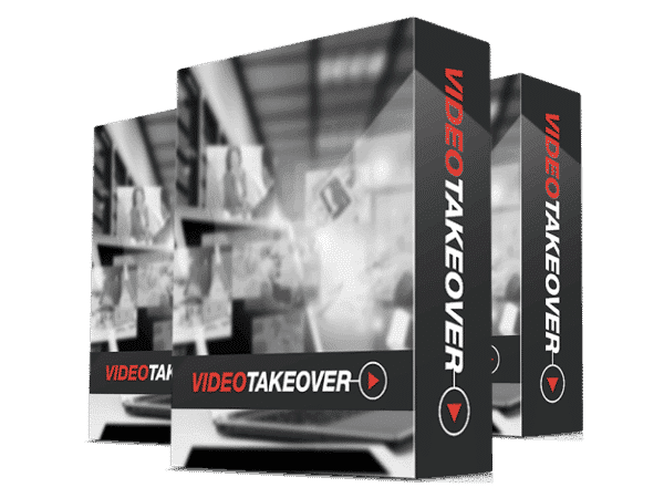 Video takeover Affiliate Marketing System