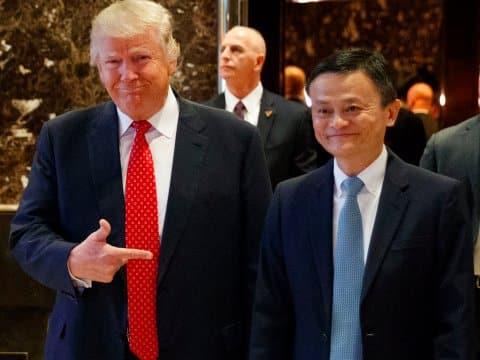 Jack Ma's