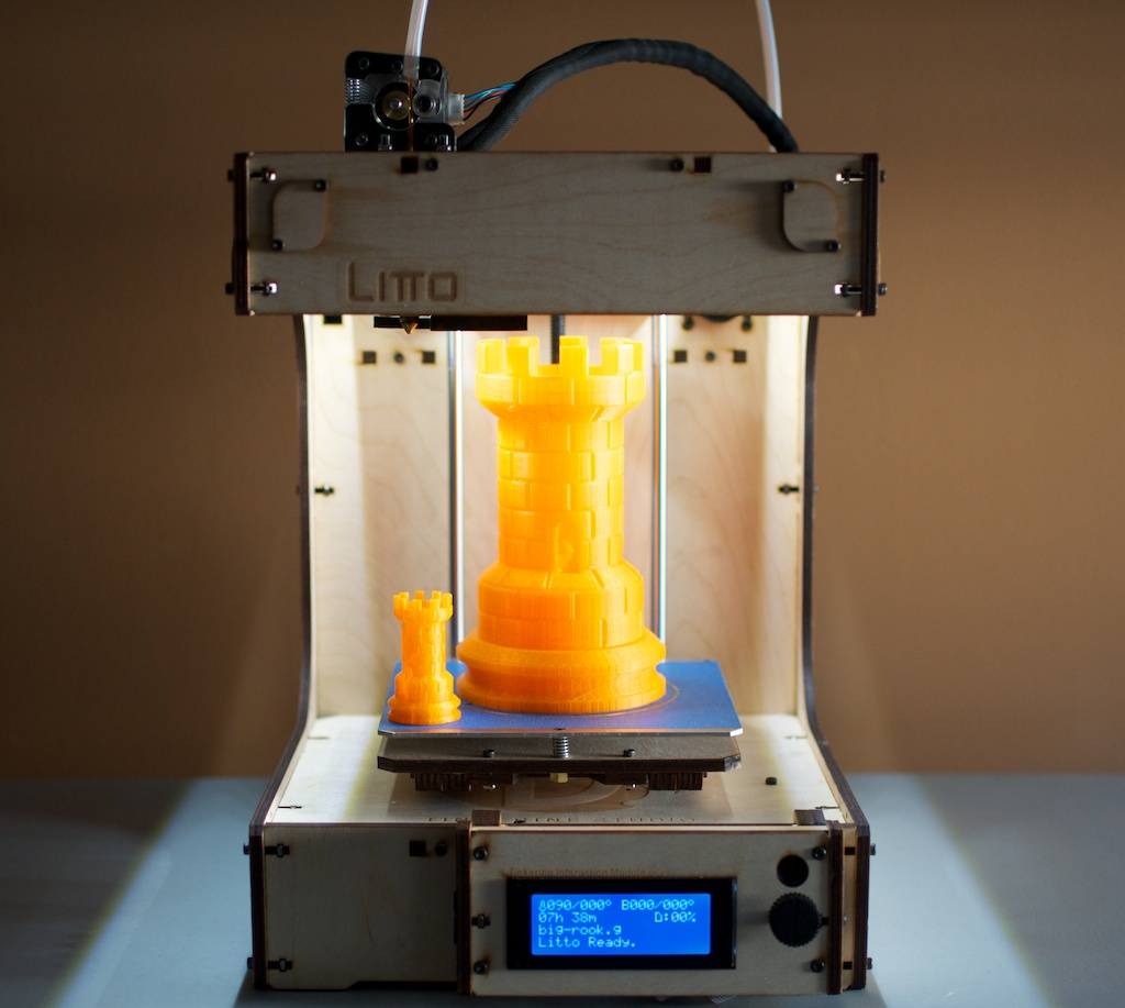 New Guide Makes It Easy For Anyone To Improve Their 3d: Tinkerines Litto 3D Printer