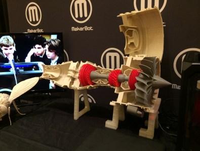 MakerBot sample