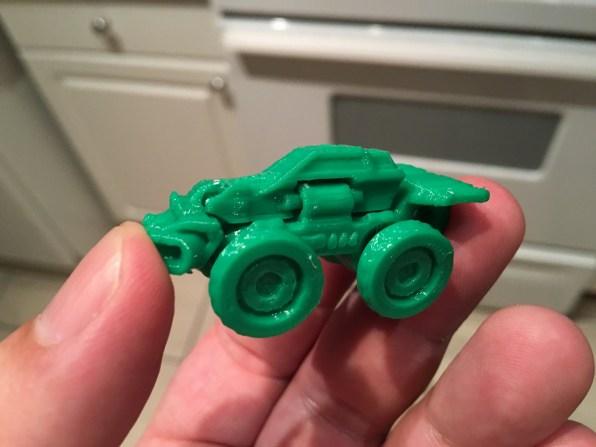 Folding car
