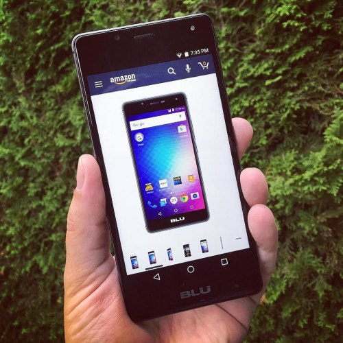 BLU Android Phone