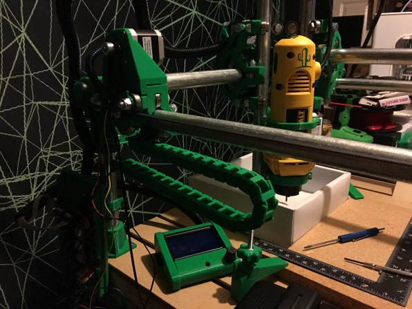 Summer Project: Mostly Printed CNC Part 2 - johnbiehler com