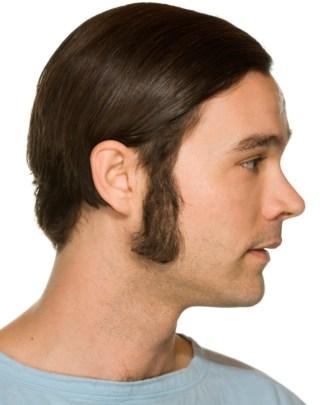Long Sideburn