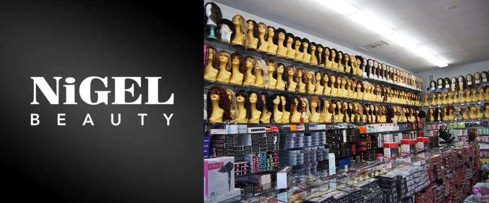 nigel beauty wig department