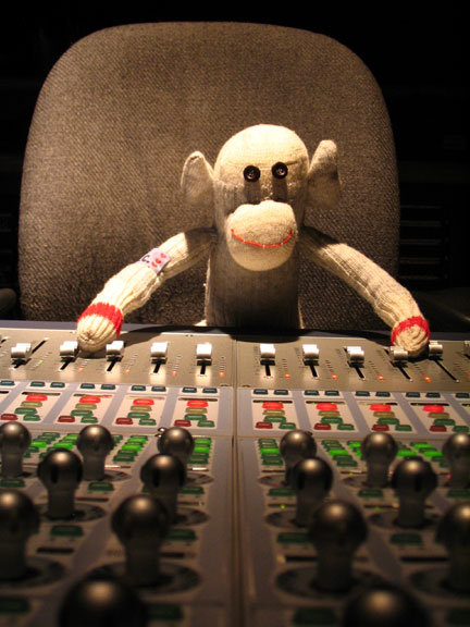 Sock Monkey Army