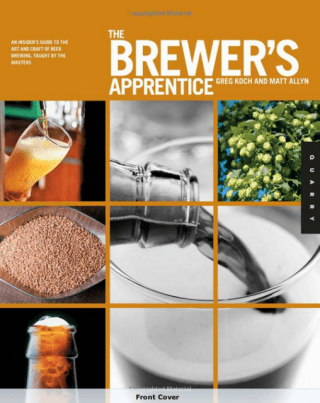 Amazon.com: The Brewer's Apprentice (screenshot)