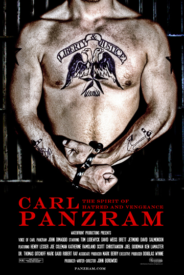 carl panzram poster
