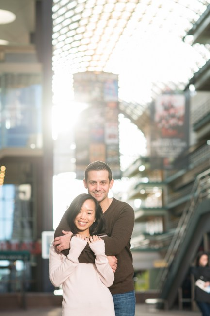 Denver Engagement Photographer dpac