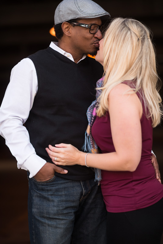 Denver LoDo Engagement photography