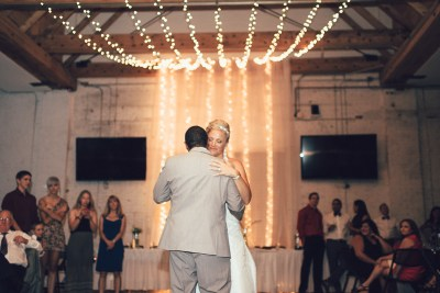 Denver Wedding Photographer first dance