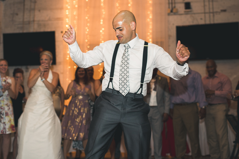 Denver Wedding Photographer dancing