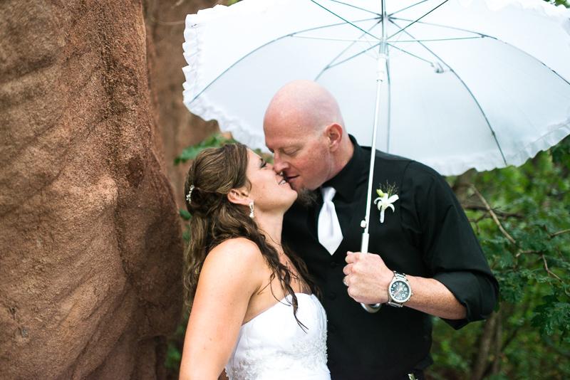 Denver Wedding Photography Arrowhead signature hole