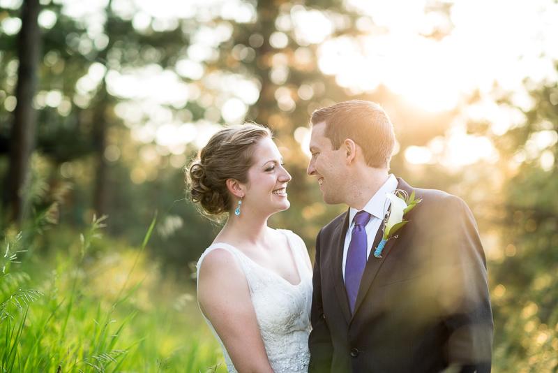 Golden Wedding Photographer mount vernon bride and groom