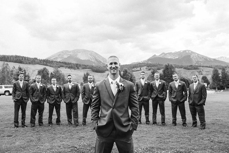 Silverthorne Wedding Photographer pavilion lawn