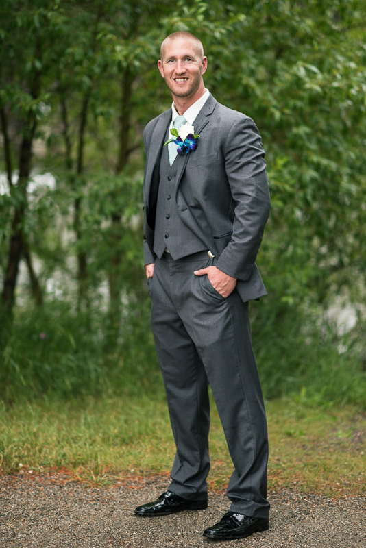Silverthorne Wedding Photographer groom