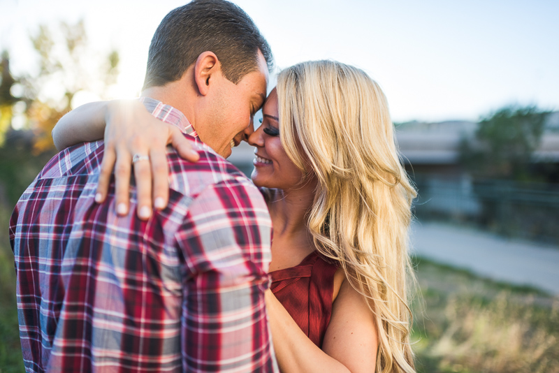 Denver Engagement Photography happy