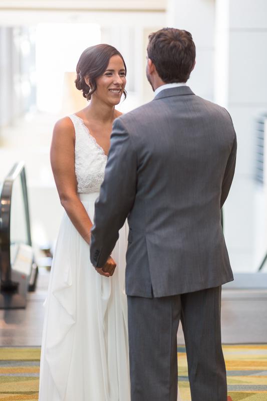 Denver Wedding Photography History Colorado first look