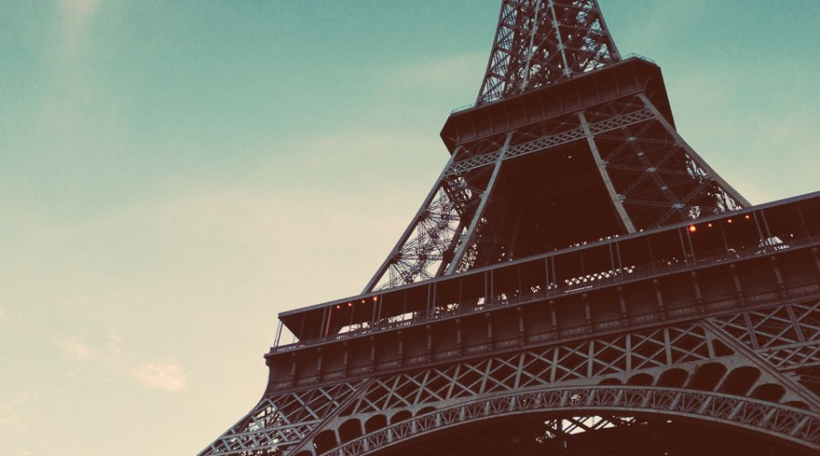 vscocam eiffel tower pairs