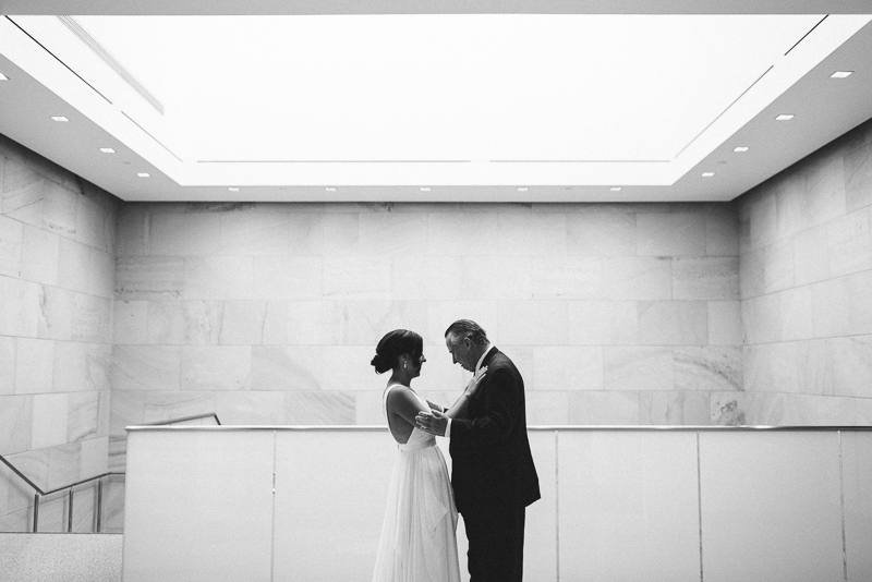 Denver wedding photography emotional father