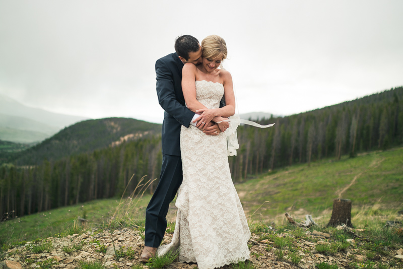 Denver Wedding Photography hilltop