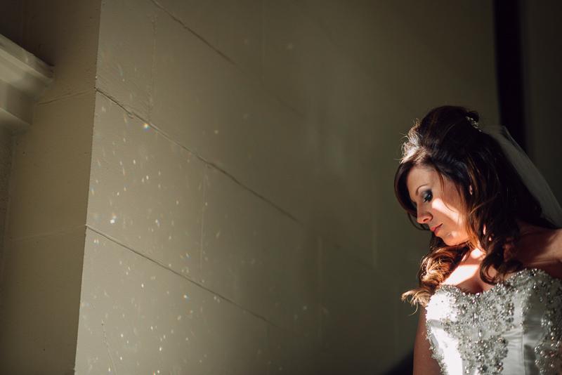 denver wedding photography bride sparkles
