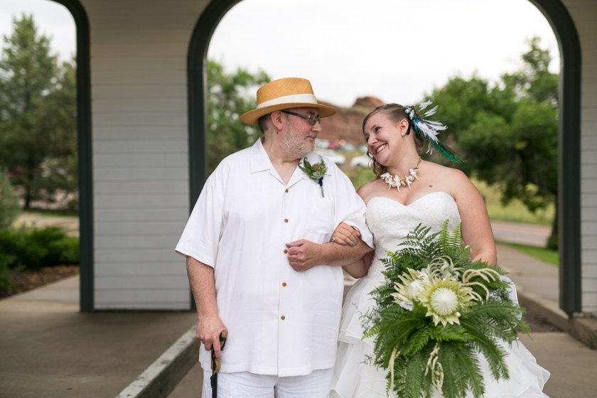 morrison willow ridge manor wedding photographer father and bride