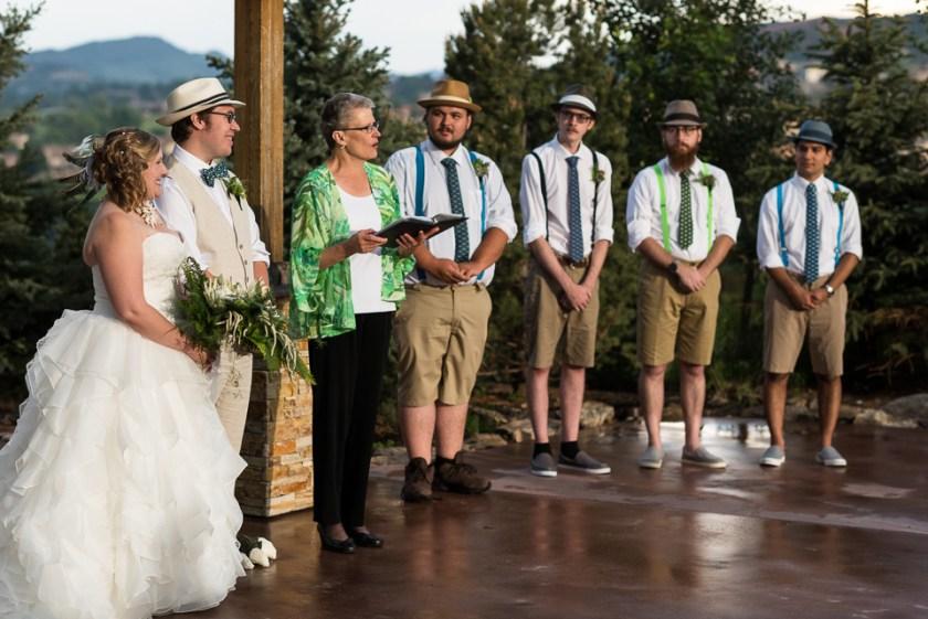 morrison willow ridge manor wedding photographer ceremony
