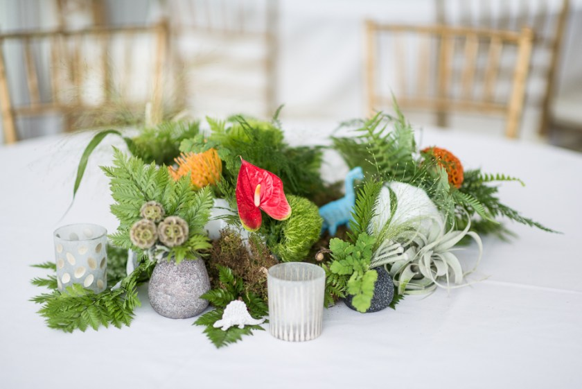 morrison willow ridge manor wedding photographer centerpieces