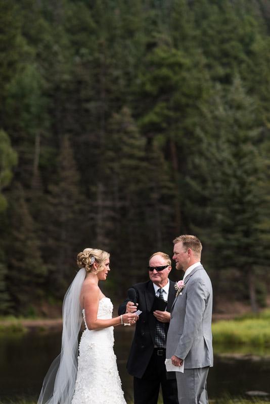 Cuchara Wedding Photographer vows
