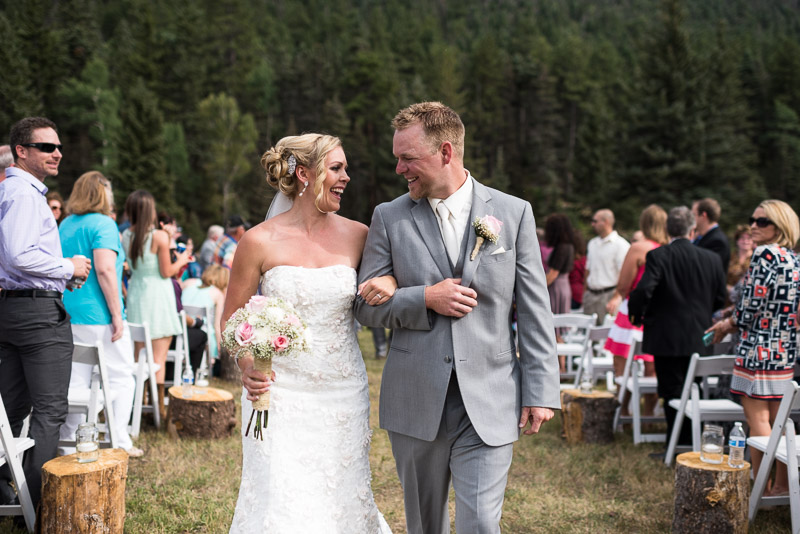 Cuchara Wedding Photographer just married