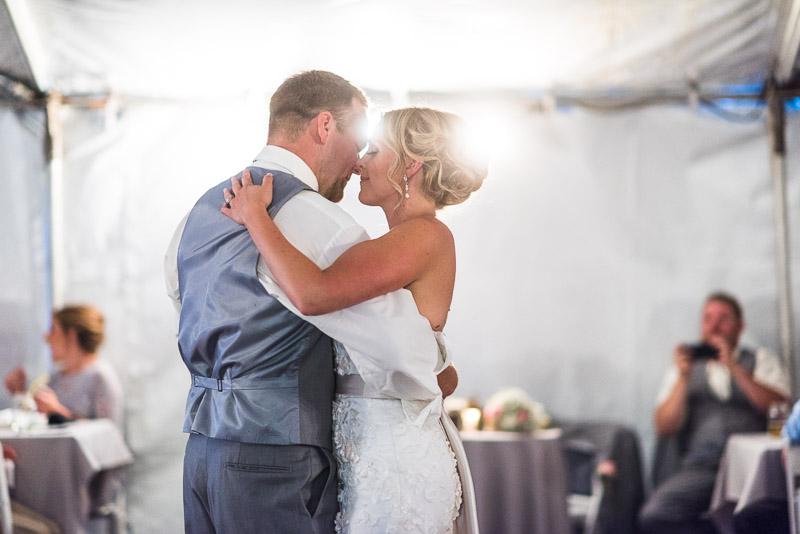 Cuchara Wedding Photographer first dance
