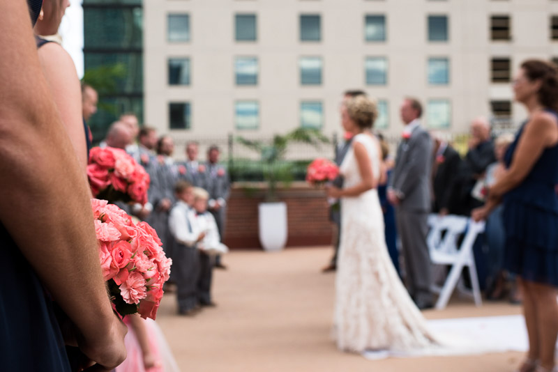 Denver athletic club wedding