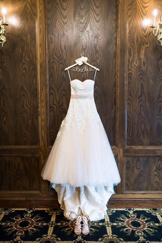 Denver Athletic Club Wedding Photography