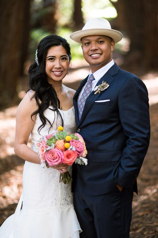San Francisco Wedding Photography bride and groom