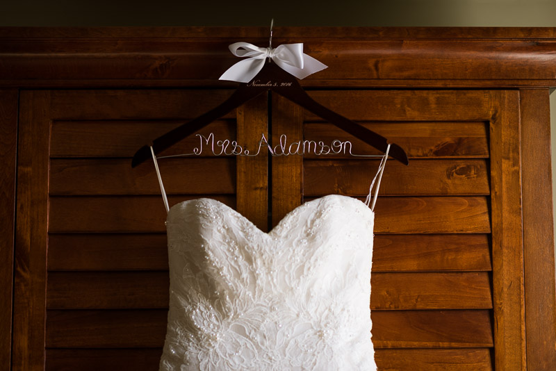 San Jose wedding photography wedding dress