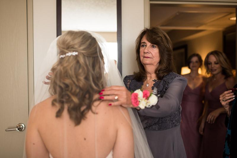 San Jose wedding photography bride